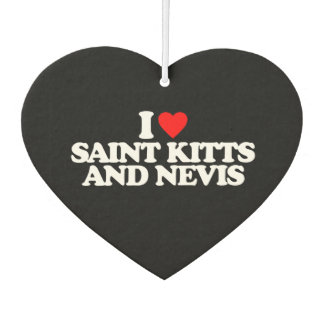 I LOVE SAINT KITTS AND NEVIS