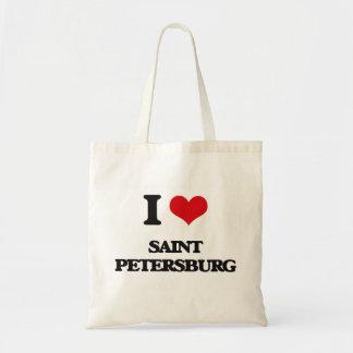 I love Saint Petersburg Bags