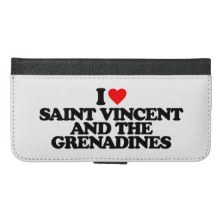 I LOVE SAINT VINCENT AND THE GRENADINES