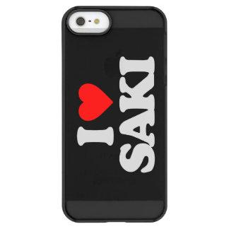I LOVE SAKI PERMAFROST iPhone SE/5/5s CASE