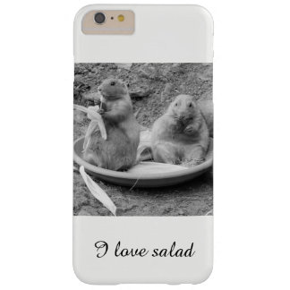 I love salad by Jane Howarth Barely There iPhone 6 Plus Case