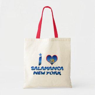 I love Salamanca, New York Bag