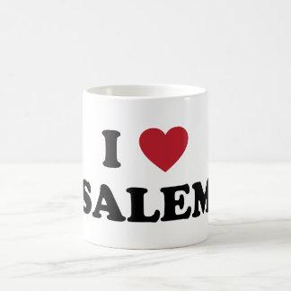 I Love Salem Oregon Coffee Mug
