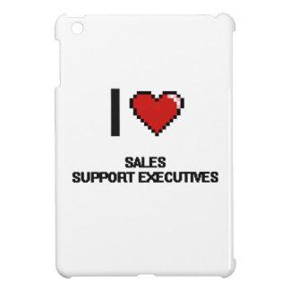 I love Sales Support Executives iPad Mini Cover