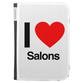 i love salons kindle 3 cases