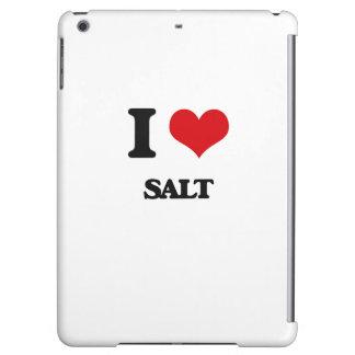 I Love Salt iPad Air Cover