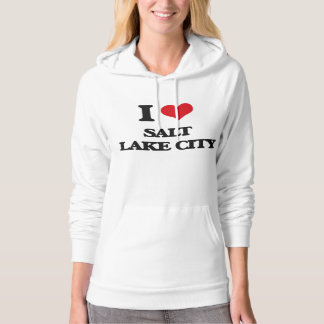 I love Salt Lake City Hoodie