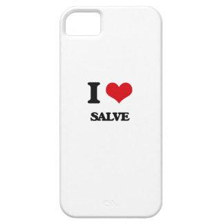 I Love Salve iPhone 5 Cases