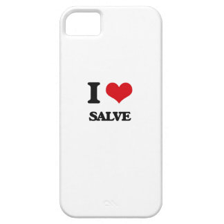 I Love SALVE iPhone 5 Cover