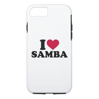 I love Samba iPhone 8/7 Case