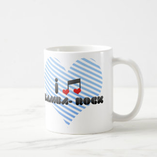 I Love Samba- Rock Coffee Mug
