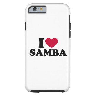 I love Samba Tough iPhone 6 Case