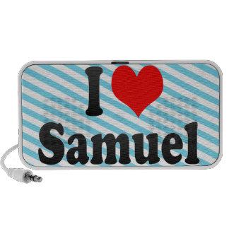 I love Samuel Mini Speakers