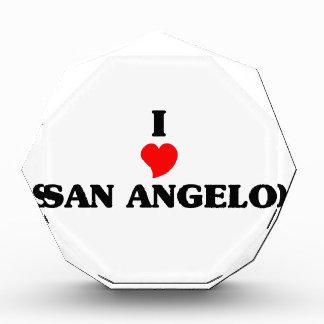 I love San Angelo Award