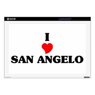 I love San Angelo Skins For Laptops