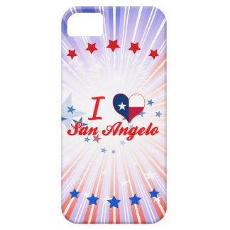 I Love San Angelo, Texas iPhone 5 Covers