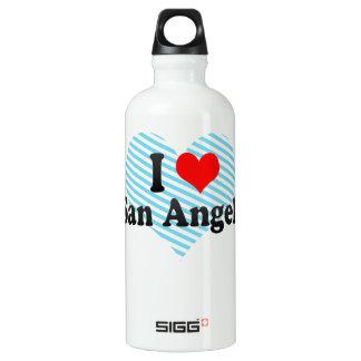 I Love San Angelo, United States SIGG Traveler 0.6L Water Bottle