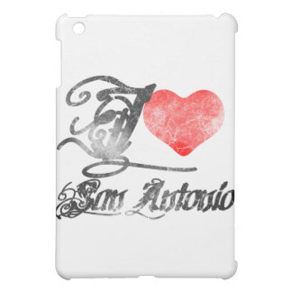 I Love San Antonio Case For The iPad Mini