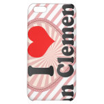 I Love San Clemente, United States iPhone 5C Cases