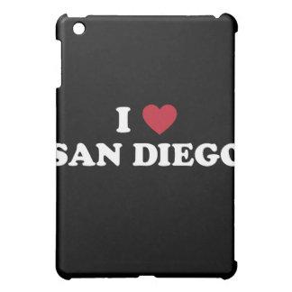 I Love San Diego California iPad Mini Covers