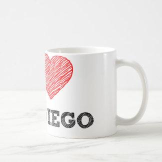 I Love San Diego Coffee Mugs