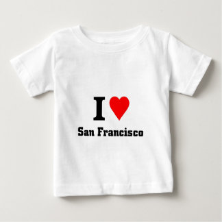I love San Francisco Baby T-Shirt