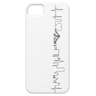 I love San Francisco in an extraordinary ecg style iPhone 5 Cover