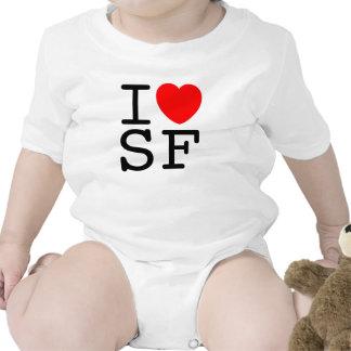 I Love San Francisco Creeper