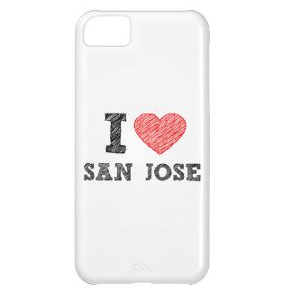 I-Love-San-Jose iPhone 5C Covers