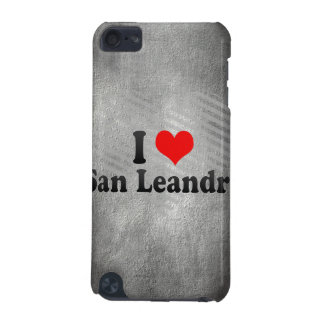 I Love San Leandro, United States iPod Touch 5G Cover