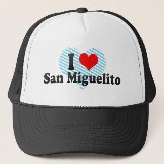 I Love San Miguelito, Panama Trucker Hat