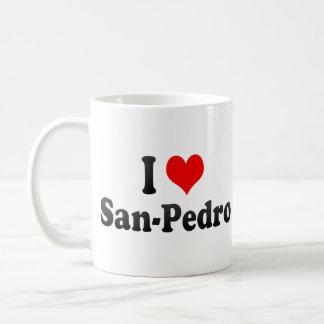 I Love San-Pedro, C�te d'Ivoire Mug