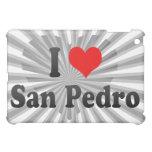 I Love San Pedro, Philippines Case For The iPad Mini