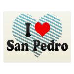 I Love San Pedro, Philippines Postcards