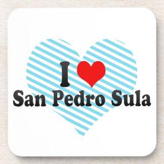 I Love San Pedro Sula, Honduras Coasters