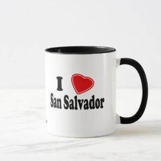 I Love San Salvador Mug