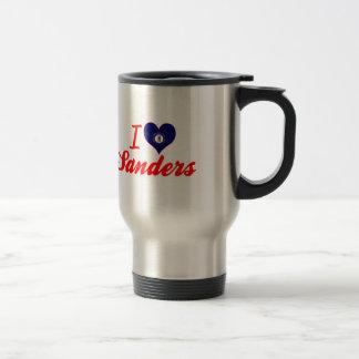 I Love Sanders, Kentucky Coffee Mug