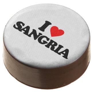 I LOVE SANGRIA CHOCOLATE COVERED OREO
