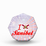I Love Sanibel, Florida Award