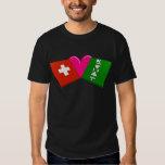 I Love Sankt Gallen Shirts