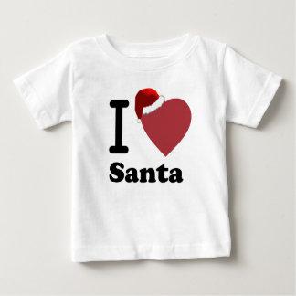 I Love Santa Baby T-Shirt