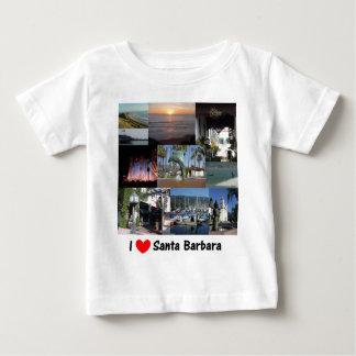 i love santa barbara.png shirt