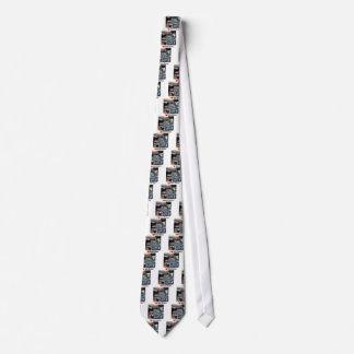 I love Santa Barbara Tie