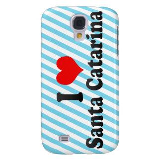 I Love Santa Catarina Mexico Samsung Galaxy S4 Covers
