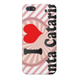 I Love Santa Catarina Mexico iPhone 5 Covers