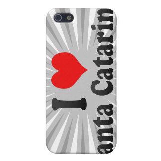 I Love Santa Catarina Mexico iPhone 5 Cover