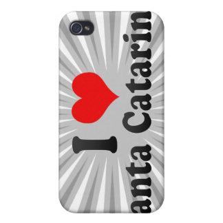 I Love Santa Catarina Mexico iPhone 4/4S Cover