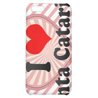 I Love Santa Catarina Mexico iPhone 5C Case