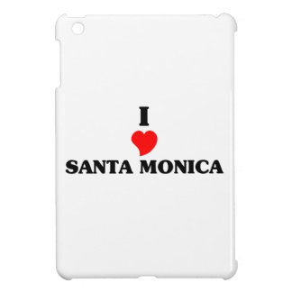 I love Santa Monica iPad Mini Cover