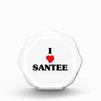 I love Santee Award